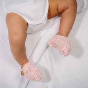 Handgebreide sokjes
