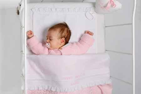Babypakje met naam